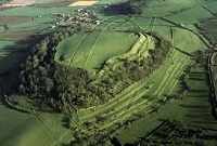 Cadbury castle somerset