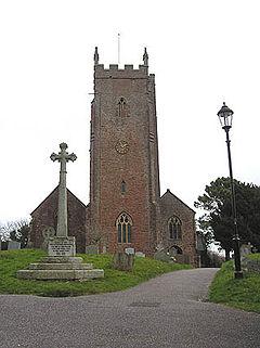 Milverton church